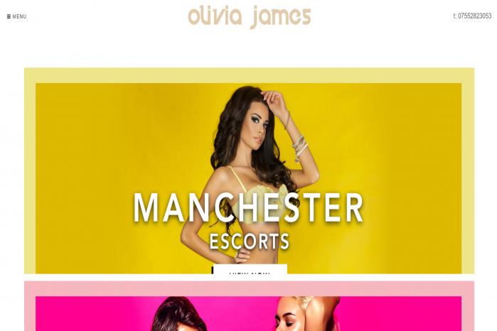 Olivia James - Olivia James