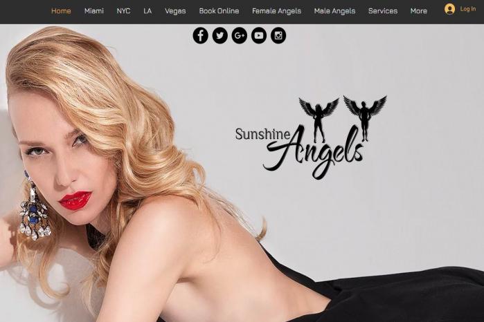 Sunshine Angels - Sunshine Angels