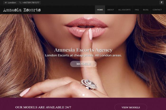 Amnesia Escorts  - Amnesia Escorts