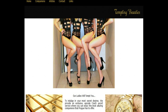 Tempting Beauties - Tempting Beauties