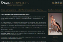 Angel Companions - Angel Companions - Manchester