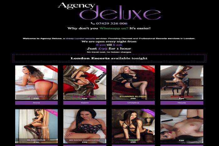 Agency Deluxe - Agency Deluxe