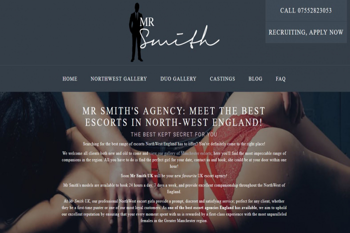Mr Smith Escorts - Mr Smith Escorts