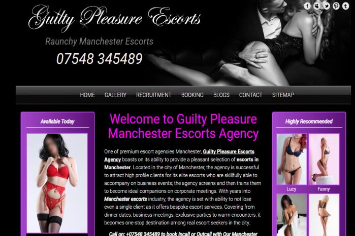 Guilty Pleasure Escorts - Guilty Pleasure Escorts