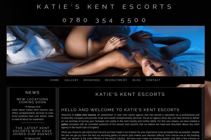 Katies Kent Escorts - Katie's Kent