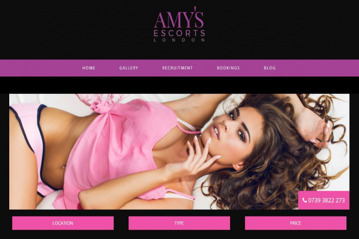 Amys Escorts of London - Amys Escorts of London
