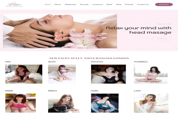 Luv Asian Massage - Luv Asian Massage London