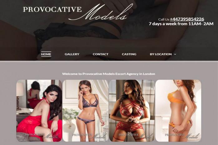 Provocative Models - Provactive Models