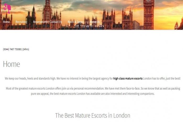 Mature Escorts London - Mature Escorts London