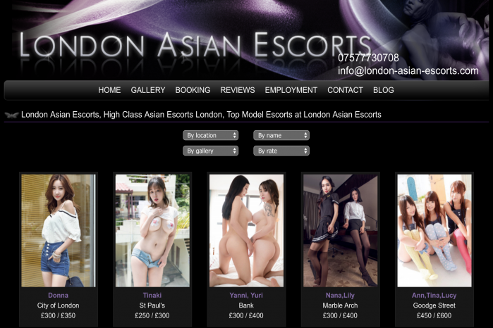 London Asian Escorts - London Asian Escorts