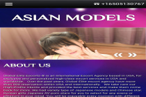 GLOBAL Elite escort Asian Models  - Asian Models  - USA