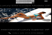 Luxury Elite Escape Models VIP  - Escape Models VIP  - Paris