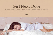 Girl Next Door - GirlNextDoor - Russia