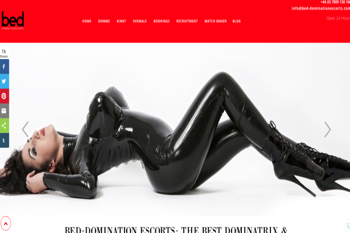 Bed Domination Escorts - Bed Domination Escorts London