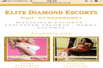 ELITE DIAMOND ESCORTS - Elite Diamond Escorts - Nottingham
