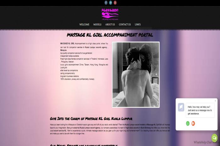 Malay Massage KL Girl - Malay Massage KL Girl