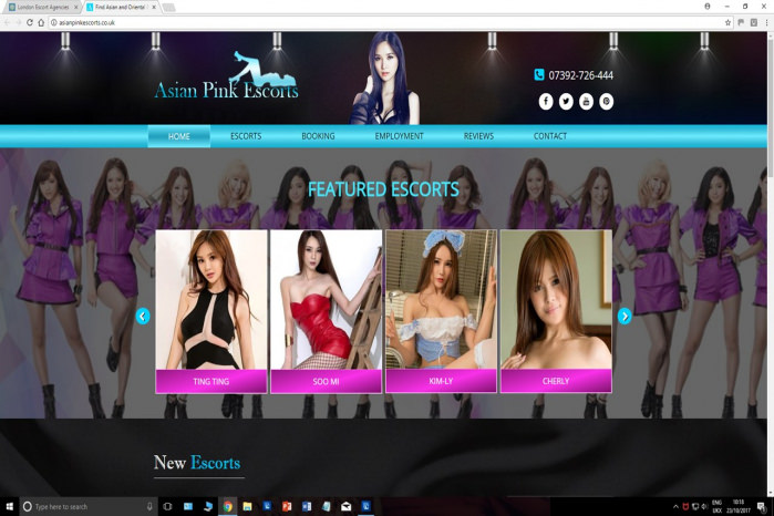 Asian Pink Escorts - Asian Pink Escorts