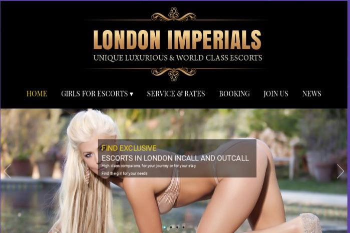 London Imperials - London Imperials