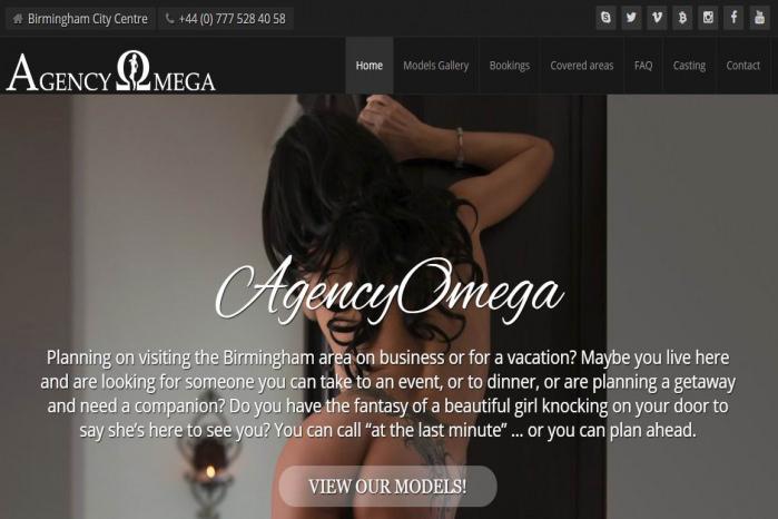Agency Omega - Agency Omega