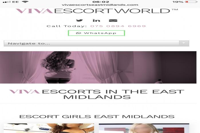 Viva Escorts East Midlands  - Viva Escorts EastMidlands