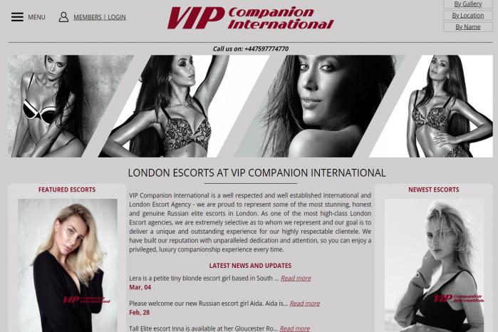 VIP Companion International - VIP Companion International