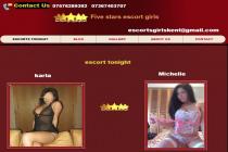 Five Stars Escort Girls - FiveStarsEscortGirls - South