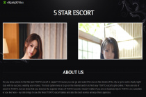 Tokyo 5 Star Escort