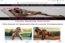 Hush Sydney Escorts - Hush Sydney Escorts - Perth