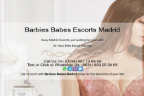 Barbies Babes Madrid - Barbies Babes Escort Madrid - Madrid