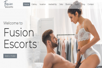 Fusion Escorts - FusionEscorts - Wales