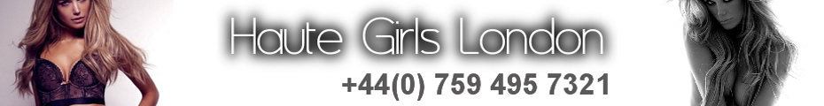 Haute Girls London Banner sign