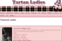 Tartan Ladies - Tartan Ladies - Edinburgh