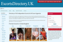 British Escorts Directory - British Escorts Directory - South