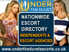 Under The Duvet - Under The Duvet Escorts - Northamptonshire