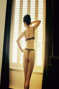 Fiona Lutalica - Window Selfie
