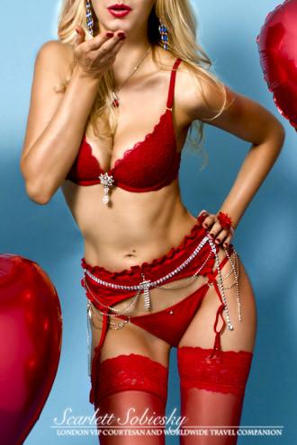 Scarlett Sobiesky - Scarlett Sobiesky… Stunning Luxury Playmate and Allluring Upscale Companion