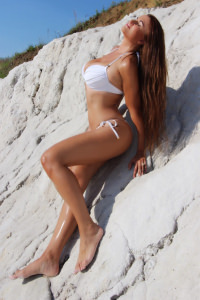 Lauren Luxury - Bikini white