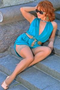 Antonella Independent Lady - Antonella blue