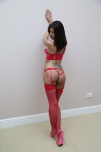 Angella - sexy in red 2