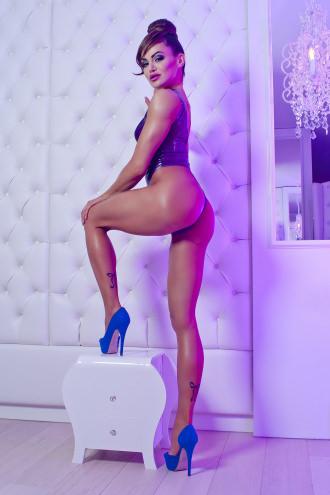 Dita VIP - Purple Latex