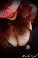 Alluring Miss Redd  - Alluring Miss Redd  - Nottingham