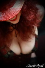 Alluring Miss Redd  - Alluring Miss Redd  - Leamington