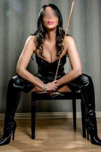 Lady Veronica Bonavich  - Lady V mistress