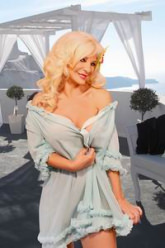 Anna Aroma - Anna Aroma busty mature blonde