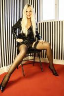 pvc sexy mature blonde - Anna Aroma - North