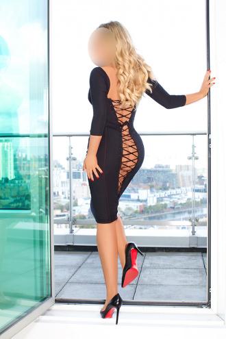 Cristal  - My naughty AP dress