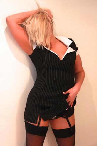 KirstyBlonde - Sexy Secretary