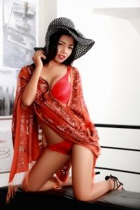 Catherine - Red Bikini