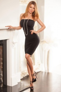 Zoe - Zoe Light Brown Hazel Eyed Eastern European Escort London