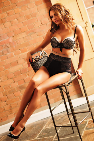 Celine - Celine Brunette Brown Eyed Greek Escort London
